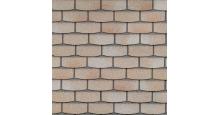 Фасадная плитка HAUBERK в Москве Камень Травертин